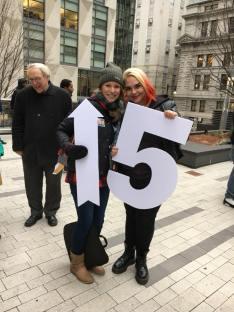15 Bridget and Sarah